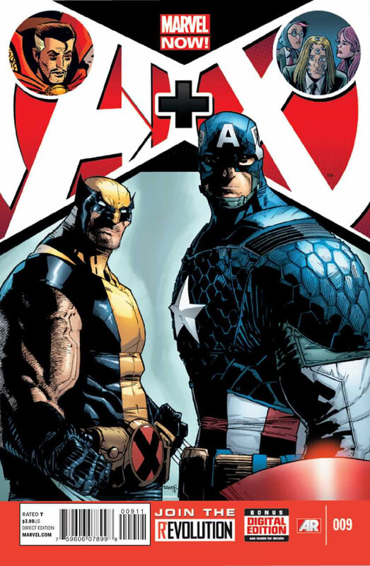A+X 09 wolverine captain america
