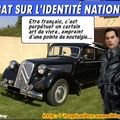 Débat sur l'identité nationale, version eric besson