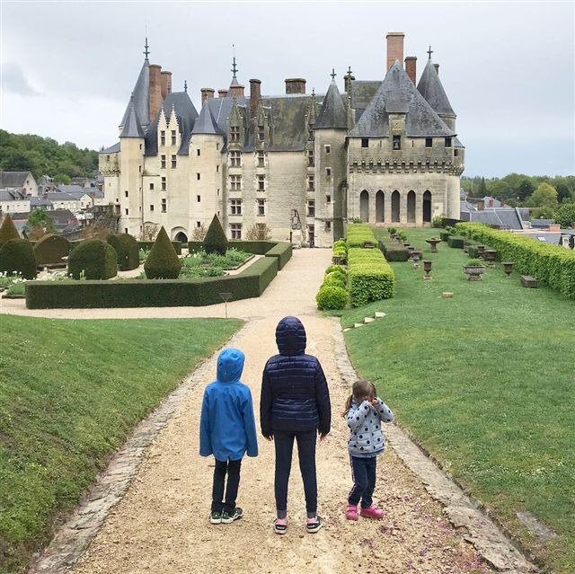 Les Kidfriendly à Langeais ©Kid Friendly