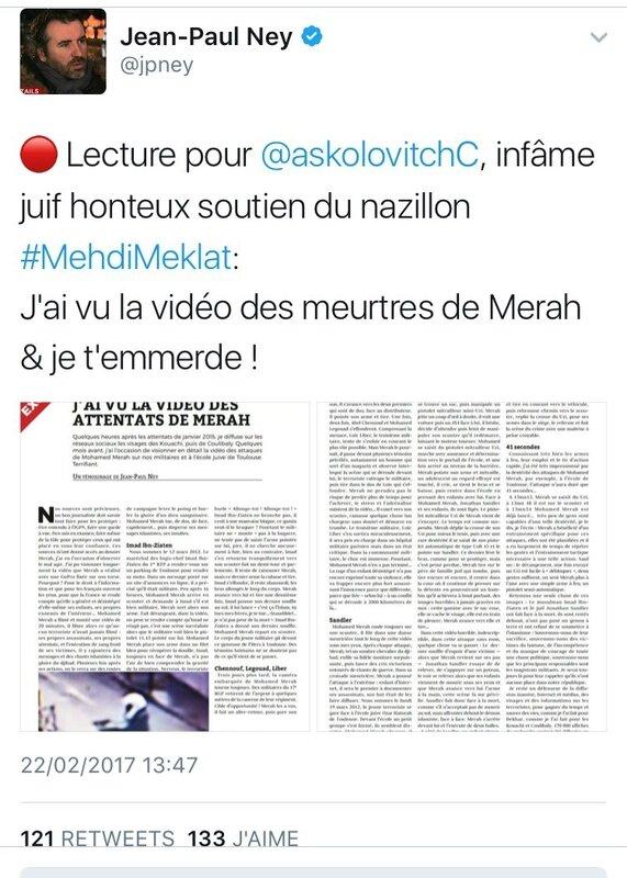 JeanPauNeyInfameJuifHonteux