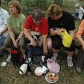 51 Repas à Toronne, Clansayes