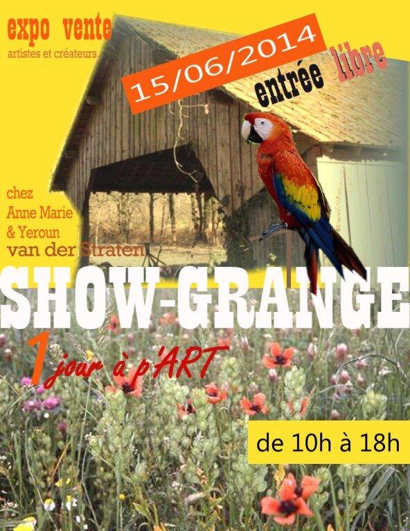 Show-grange 15 juin 2014