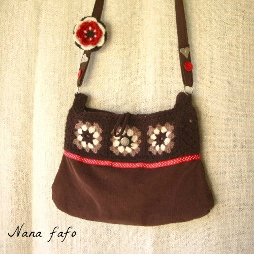 sac-crochet-granny-marron