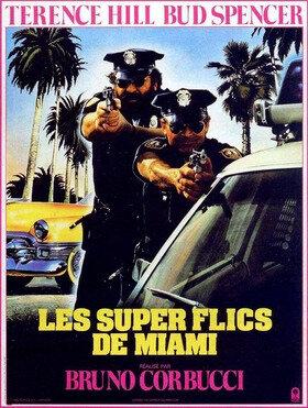 Les super flics de Miami - Affiche