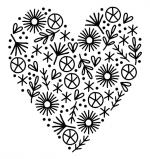 jardin secret coeur