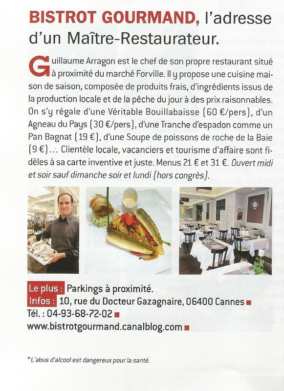 magazine gault et millau 09-10 2014 article