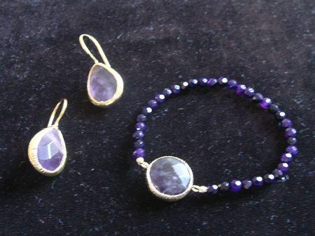 ensemble violet