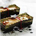 Mini-cakes des fêtes..........foie gras, figues abricots secs! un délice!
