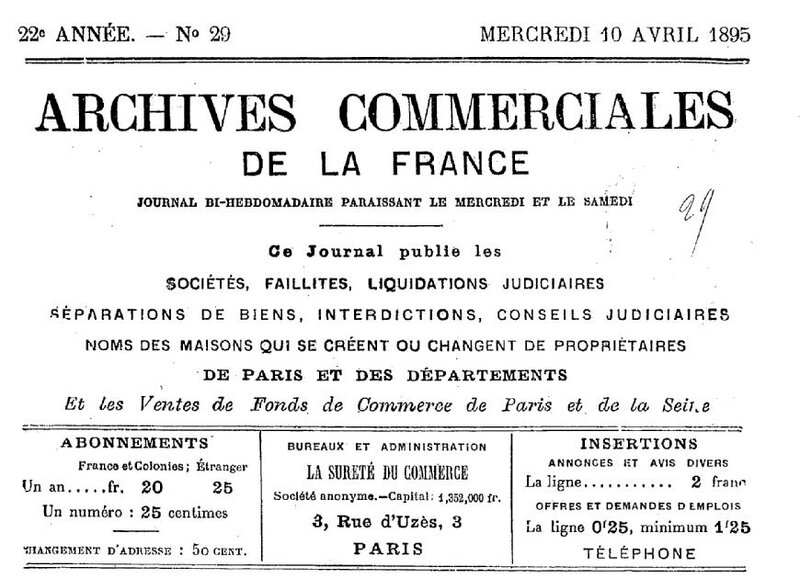 Archives commerciales 1895_1