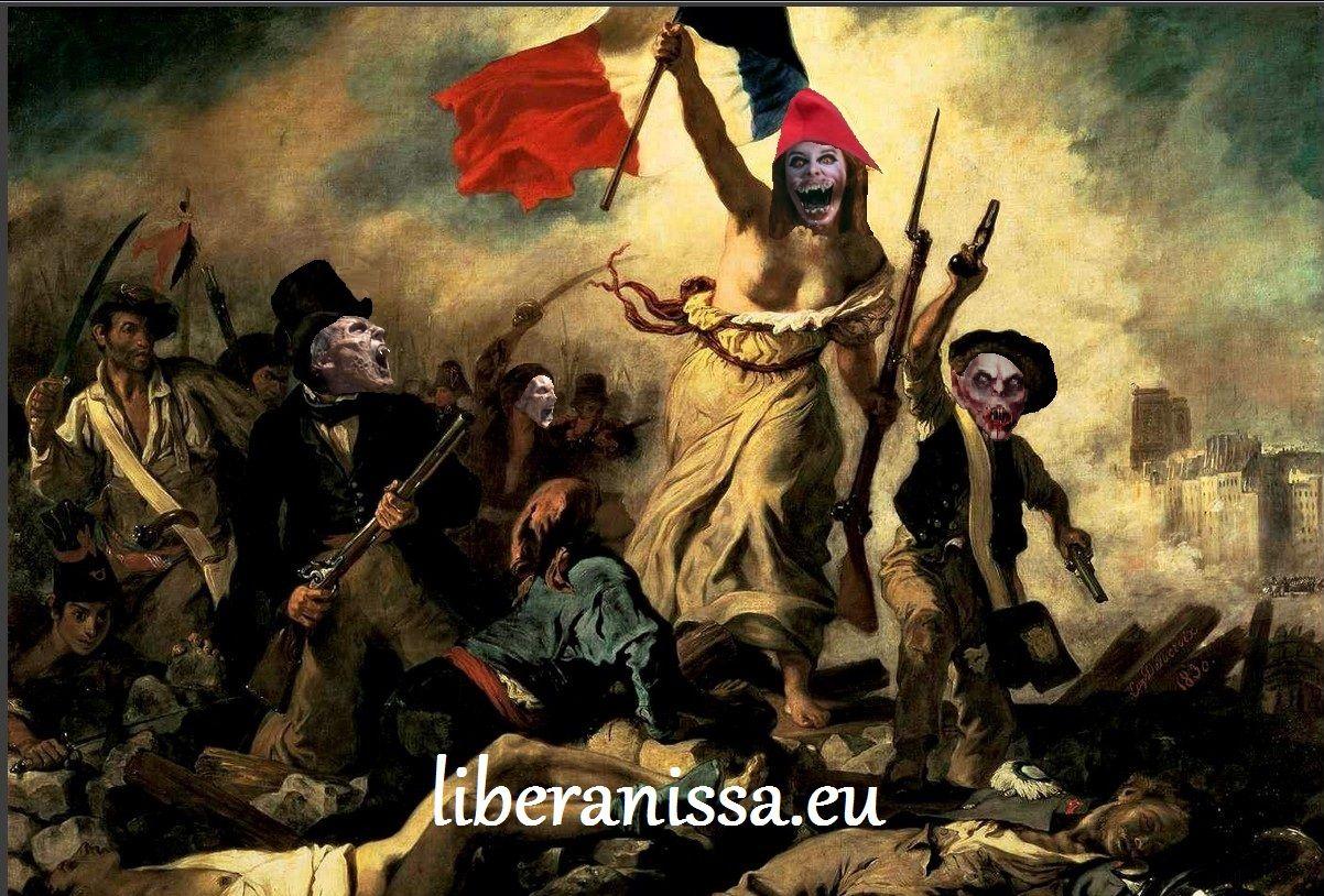 Delacroix marianne