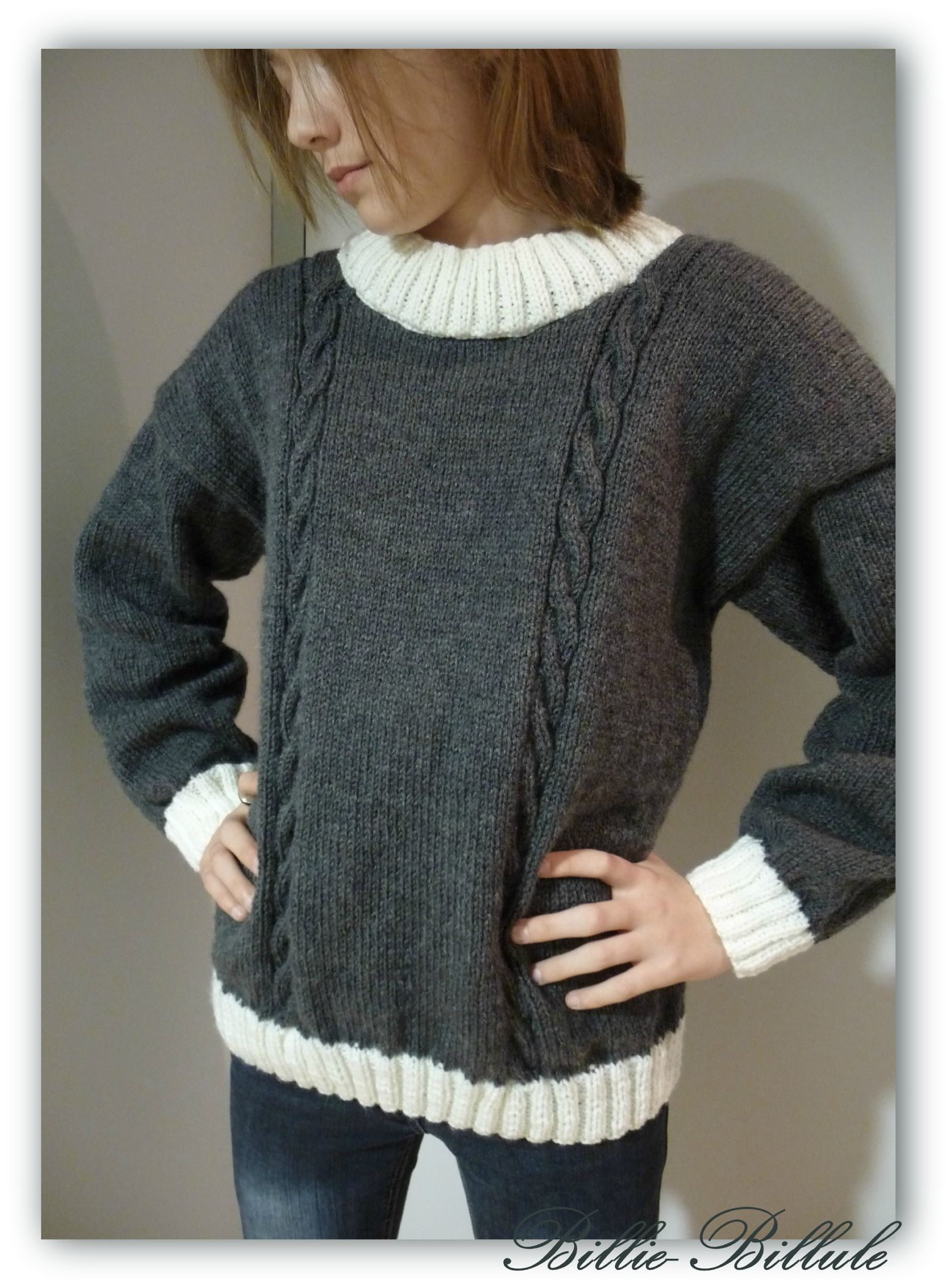 pull gris a1 2