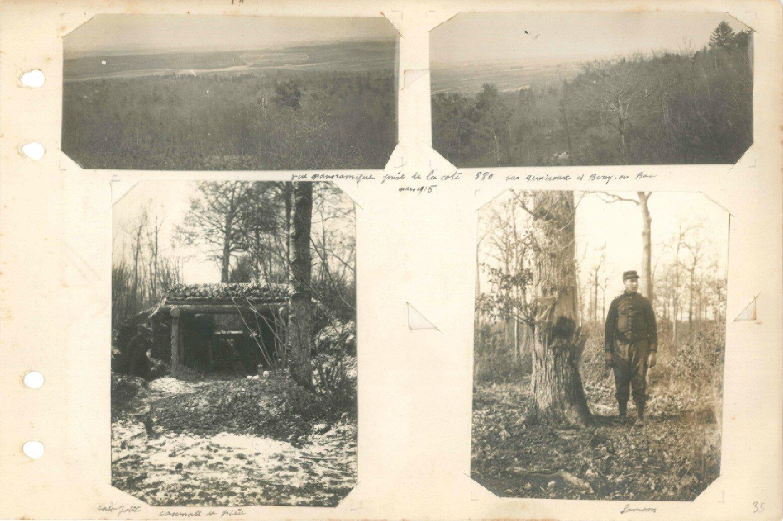 p.035 - Front de l'Aisne (13 septembre 1914 – 22 mai 1915)