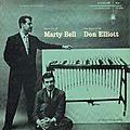 Marty Bell Don Elliott - 1956 - The Voice Of Marty Bell, The Quartet Of Don Elliott (Riverside)