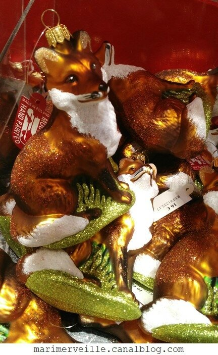 décoration 4 - Noël une forêt enchantée - marimerveille