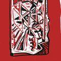 monotype sur rouge0076