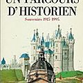 Pierre goubert, un parcours d'historien