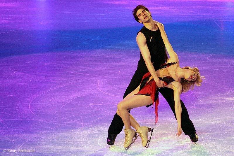 Pernelle Carron et Mathieu Jost