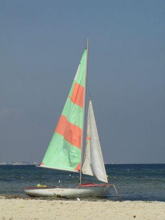 2011-Tunisie-bateau voile