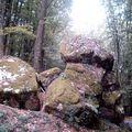 Les rochers