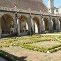 31 - Jardin du cloître