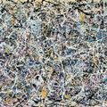 Analyse fractale de la peinture de pollock