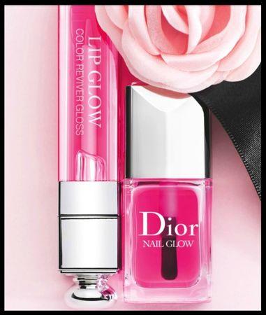 dior nail glow 1