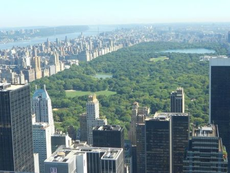 NY Top of the rock 1