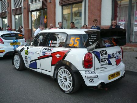 MINI John Cooper Works n°55 Rallye de France-Alsace Illkirch (2)