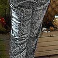 Pantalon Sunny Chevrons