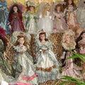 Un monde de poupées...c'était celui de mon amie..Marguerite