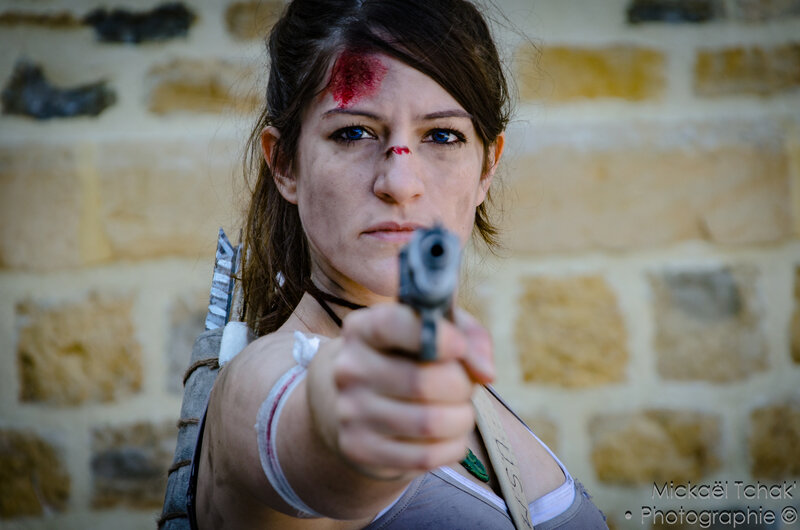 Carolo Game Show 2017 - Cosplay - Lara Croft-2