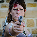 Cosplay lara croft terminé