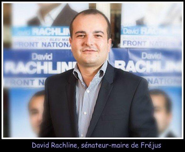 David Rachline Fréjus FN