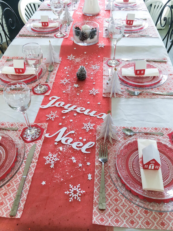 deco table Noel 2018 7