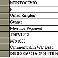 Montocchio Félix dit Fanfan_décès 1942_Diego Garcia