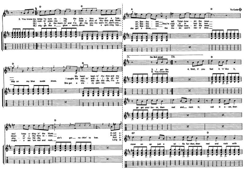 Roll iver, Beethoven 02