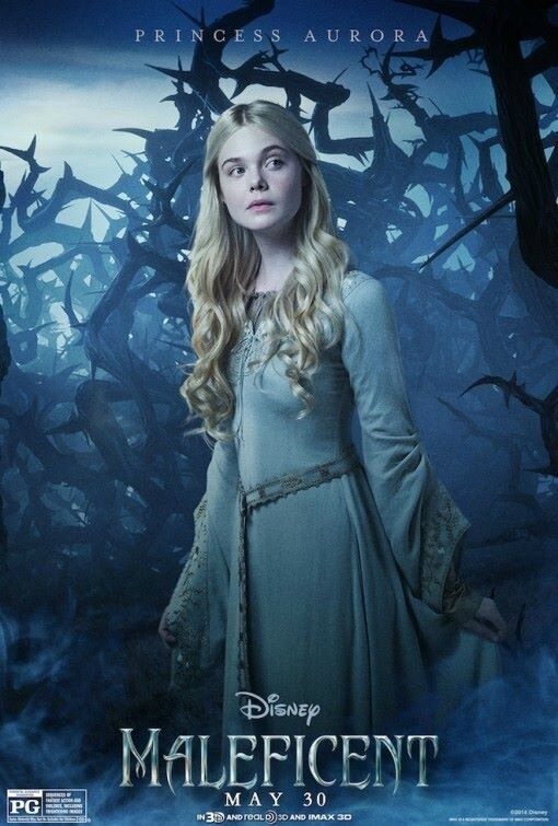 Princesse Aurora Maleficient