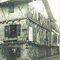 saboterie rue Hugo, Ste-Foy