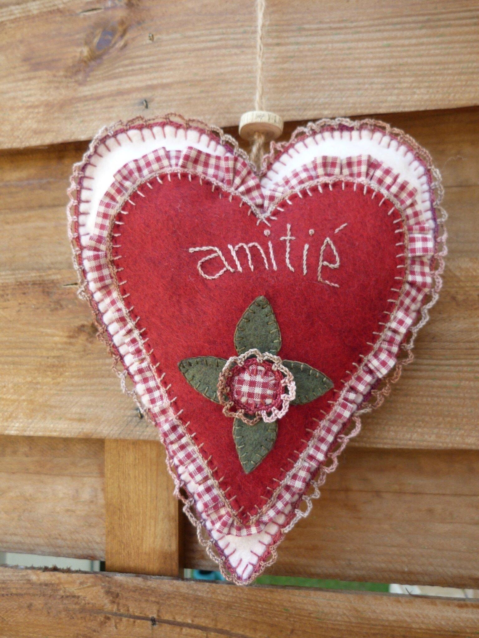 * Coeur Amitié