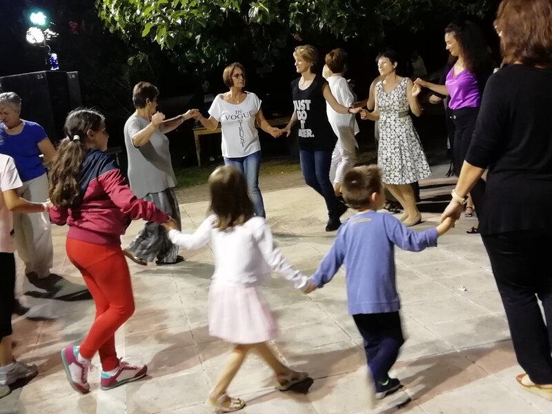 fête de la saucisse aghios Giorgos danses 1