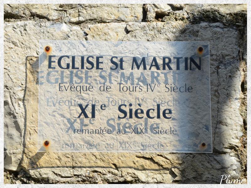 L'église de Saint Martin de Valgagues
