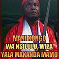 Kongo dieto 4162 : ne muanda nsemi nomme monsieur tshiama muana bakisi comme le president de l'etat de mayombe !