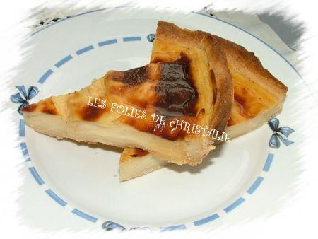 Flan pâtissier 4