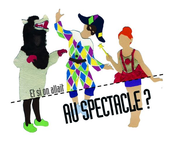 affiche spectacle web
