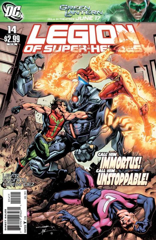 legion of super-heroes 2010 14