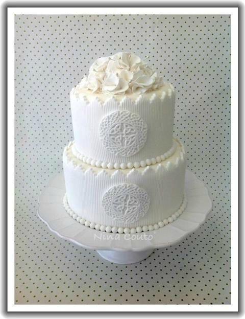wedding cake blanc nina couto