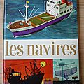Les navires, 1965