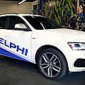 Delphi working with ottomatika for autonomous driving