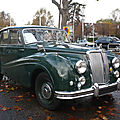 Armstrong siddeley sapphire 346 six-light