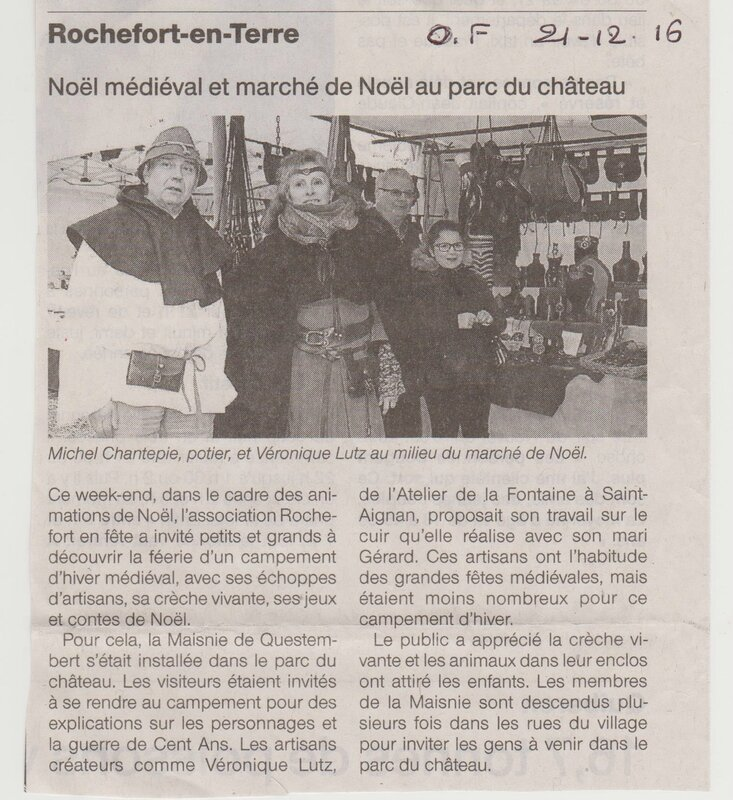 Ouest france 21-12-2016